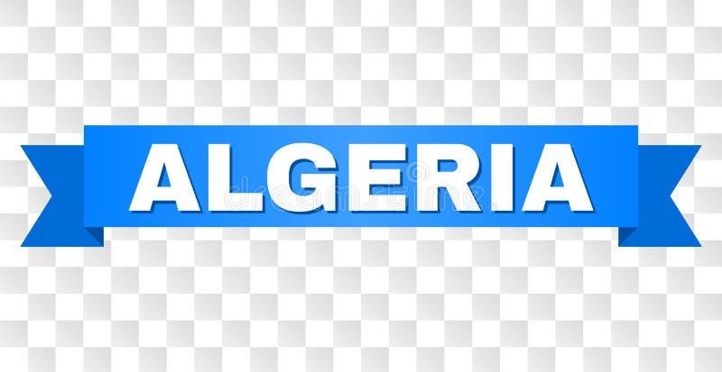 最高荣誉与阿尔及利亚标题 向量例证