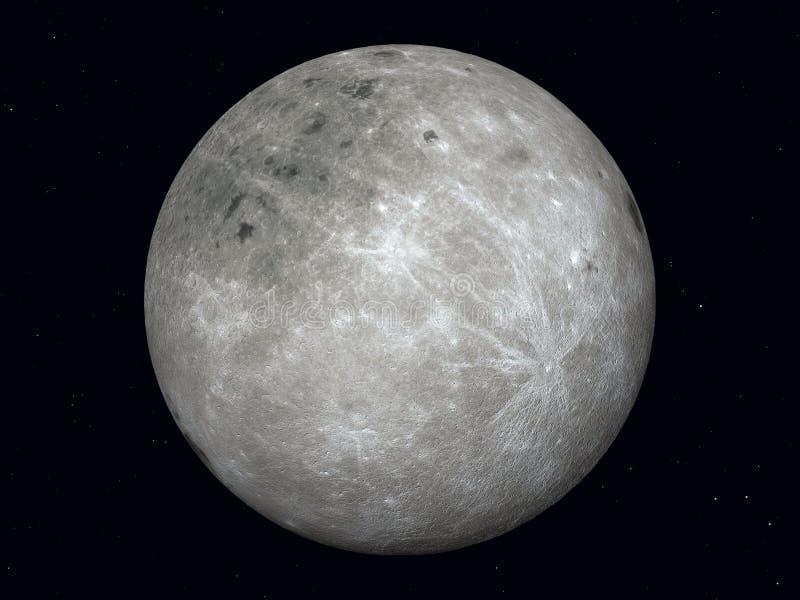 月亮 向量例证