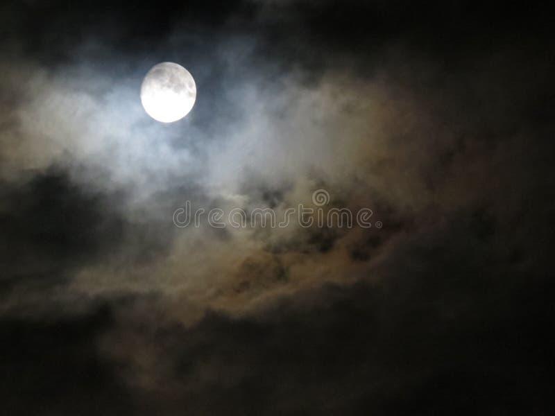 月亮 免版税图库摄影