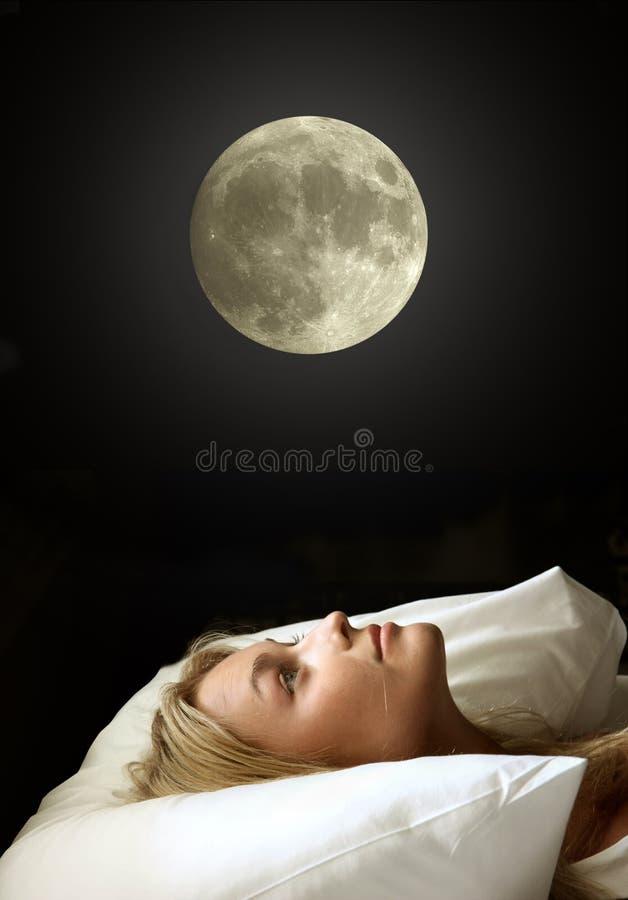 月亮 库存图片