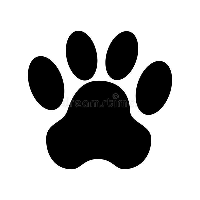 有动物脚印的封印. 印象, 形状.图片