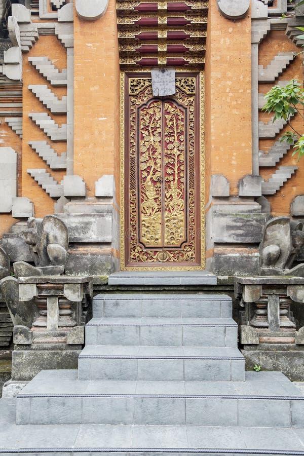有华丽的美丽的进口寺庙 图库摄影