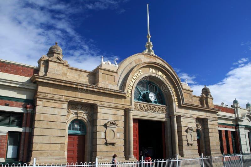有历史的Fremantle 免版税图库摄影