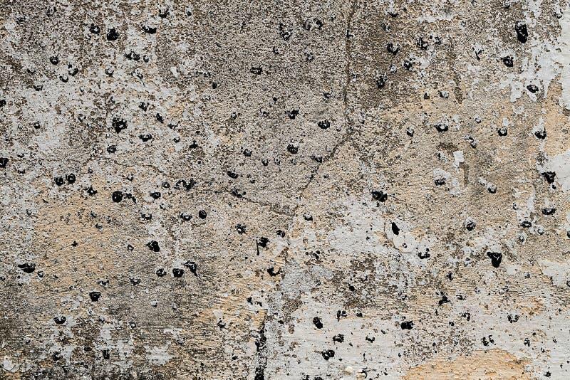 有土的织地不很细墙壁 库存图片