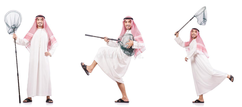 Download 有在白色隔绝的传染性的网的阿拉伯人 库存图片. 图片 包括有 滑稽, 净额, 藏品, 拼贴画, 户外, 中间 - 72366227