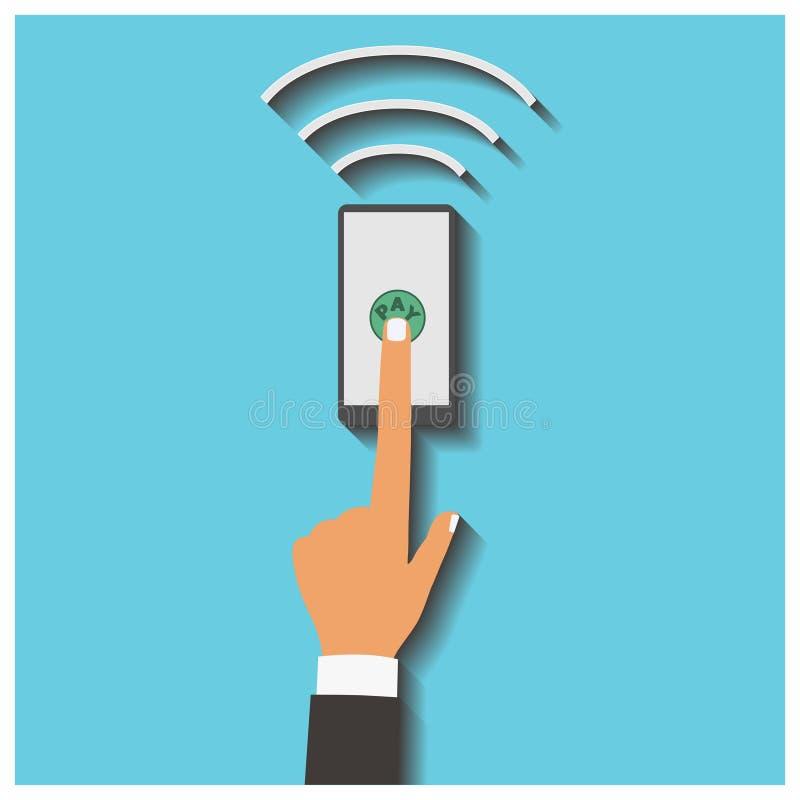 Download 有处理的智能手机机动性 向量例证. 插画 包括有 采购, 技术, 货币, 营销, 暂挂, 图标, 通信, 工资 - 59101281