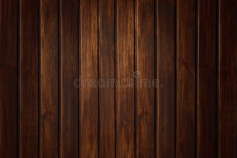 有委员会的木纹理墙壁 免版税库存图片