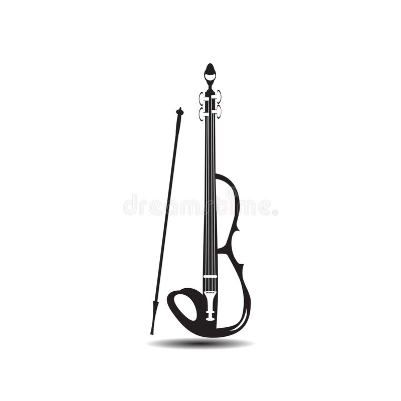 电小提琴价格_有弓的,传染媒介例证电小提琴