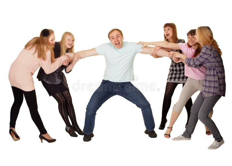 Download 有快乐的系列的乐趣白色 库存图片. 图片 包括有 颜色, 乐趣, 愉快地, 人群, 快活, 父亲, 背包 - 22353847