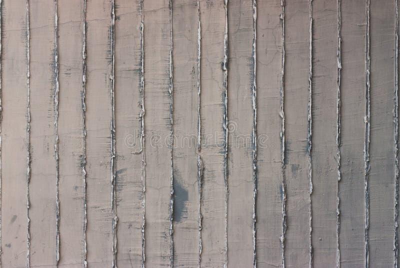 有条纹的混凝土墙 图库摄影