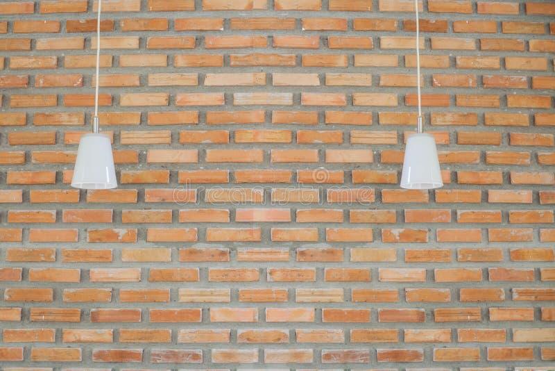 有电灯泡的照明设备灯 库存照片