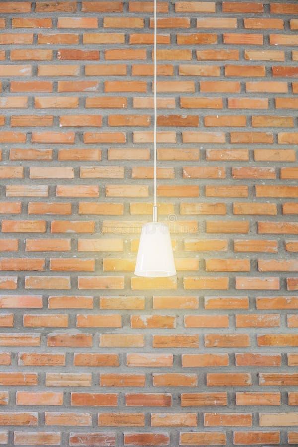 有电灯泡的照明设备灯 免版税库存图片