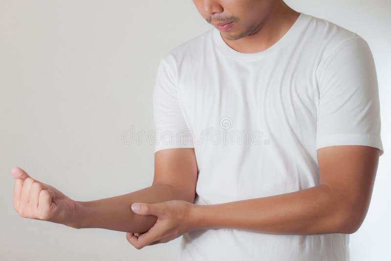 Download 有的人充满肌肉痛的胳膊 库存照片. 图片 包括有 外面, 慢性, 痛风, 炎症, 健康, 联接, 针灸师 - 59108696
