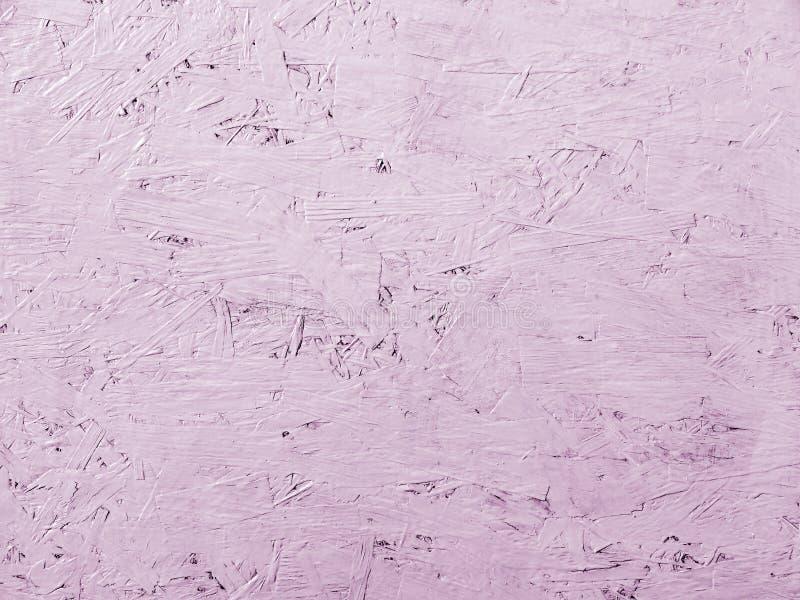 有紫色纹理的木板作为清楚地背景 免版税库存图片