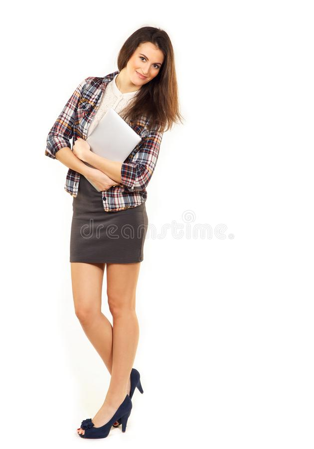 Download 有膝上型计算机的时髦的学生在演播室 库存照片. 图片 包括有 膝上型计算机, 运载, 确信, 白种人, 教育 - 30333744