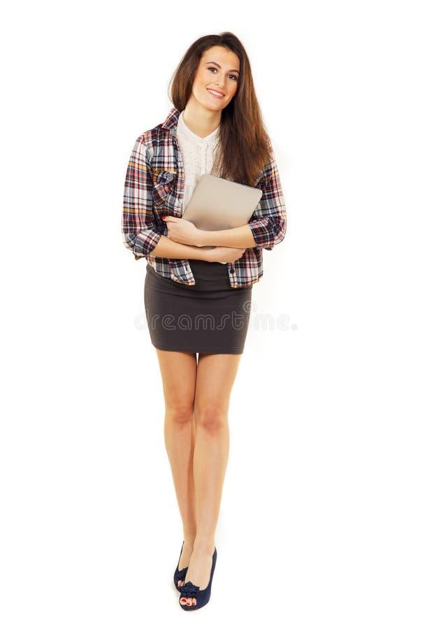 Download 有膝上型计算机的确信的大学生 库存照片. 图片 包括有 白种人, 可移植, 教育, 方式, 设计, 纵向 - 30333762