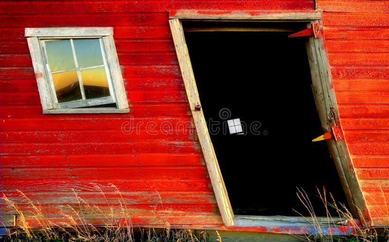 有风在大草原 免版税图库摄影