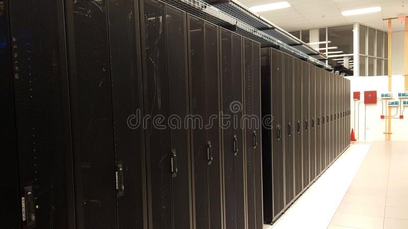 服务器机架 库存图片