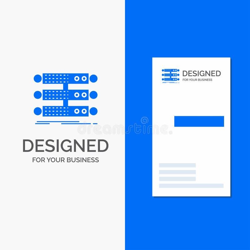 服务器的,结构,机架,数据库,数据企业商标 r 皇族释放例证