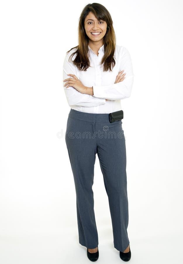 服装美好的企业种族多妇女 免版税库存图片