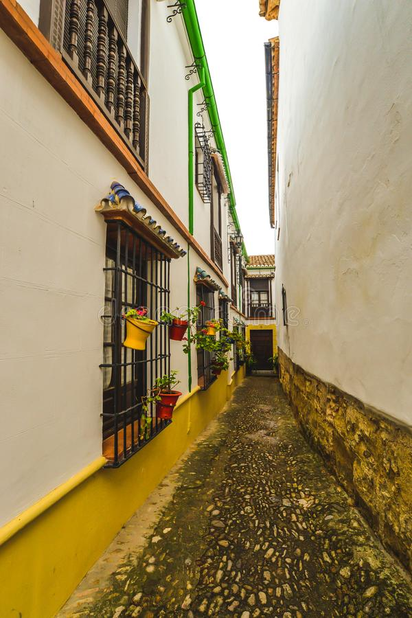 朗达-安达卢西亚-西班牙 图库摄影