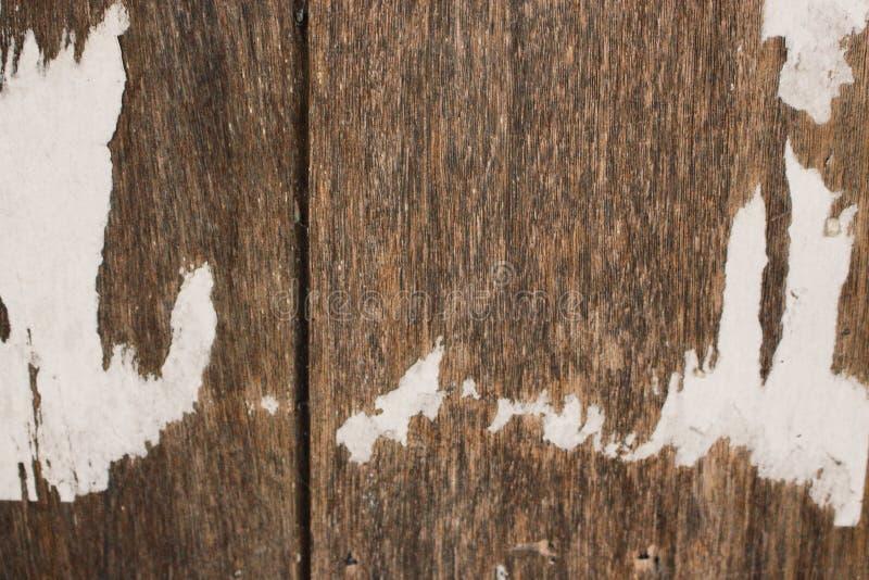 木主题摘要背景 库存图片