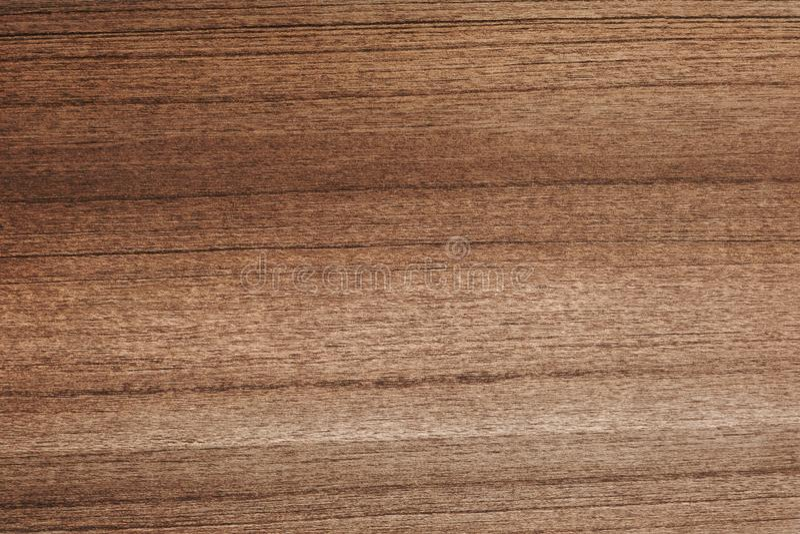 木五谷背景的水平的轻的BrownTexture 图库摄影