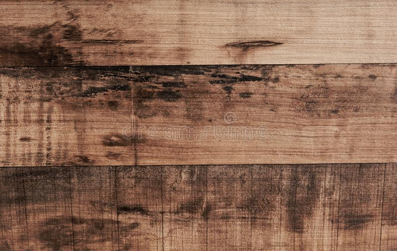 木五谷背景的轻的BrownTexture 免版税库存图片