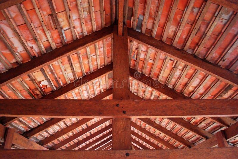 木制框架 库存图片