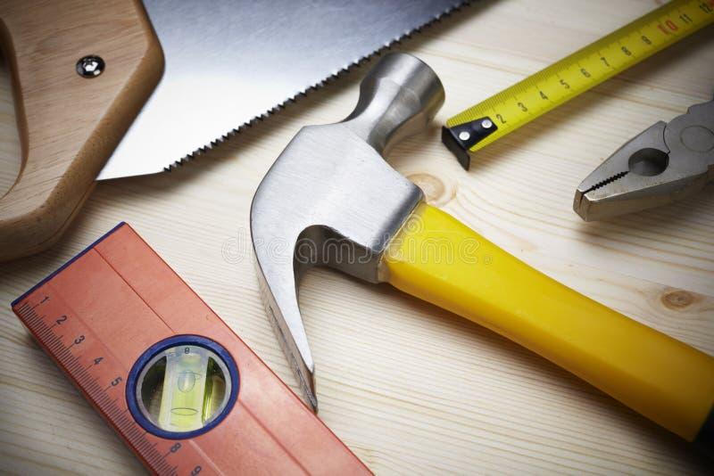 木匠业 免版税图库摄影