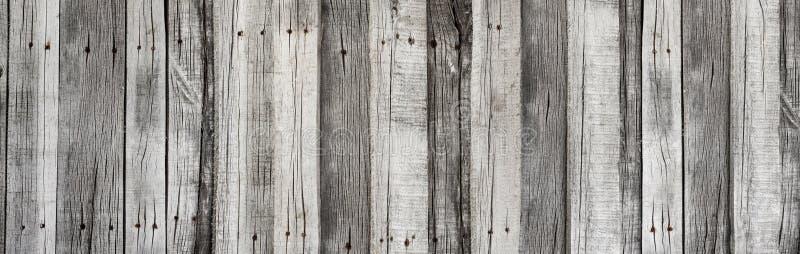 木土气灰色板条构造垂直的背景 免版税库存照片