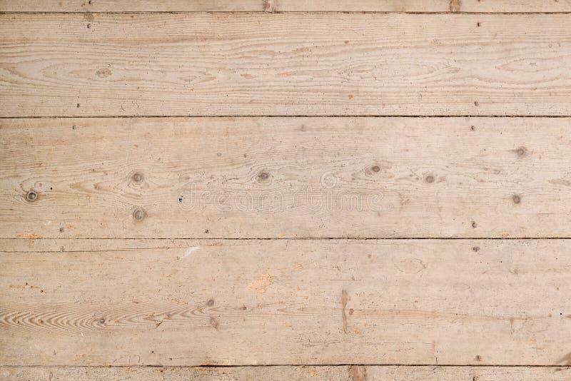 木地板老的纹理 库存照片
