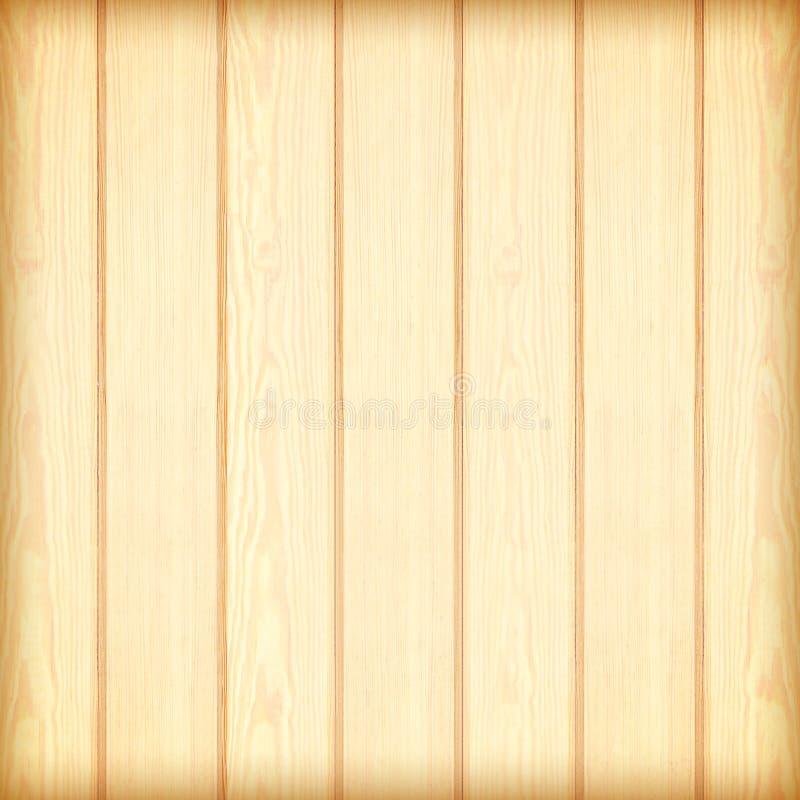 木墙壁纹理,木背景 免版税库存图片