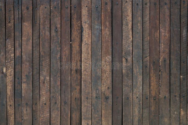 木墙壁背景 免版税库存图片