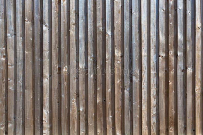 木墙壁被折叠的委员会交叠 库存图片