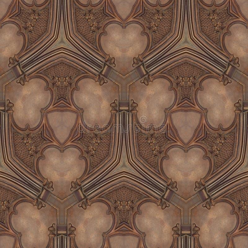 木天花板纹理 库存照片