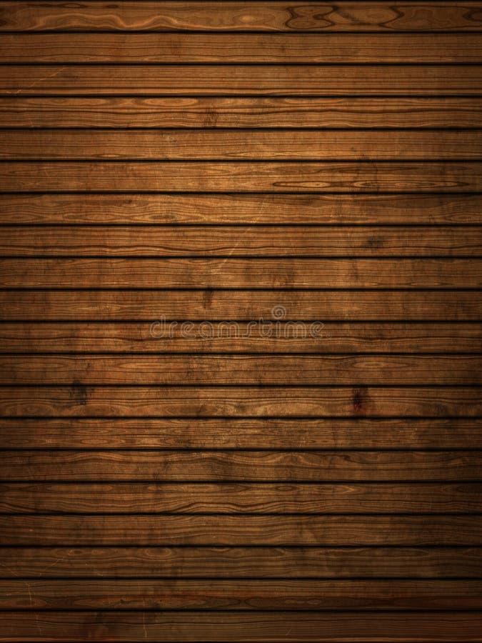 木头 向量例证