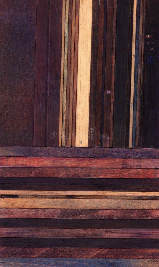 木家具的活版 免版税库存照片