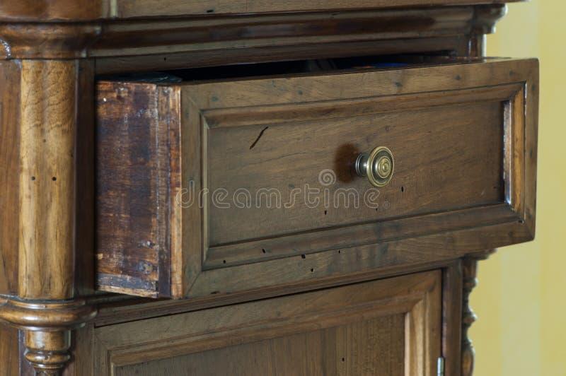 木家具 免版税库存照片