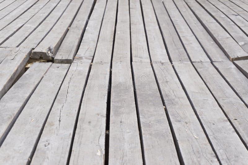 木平台 图库摄影