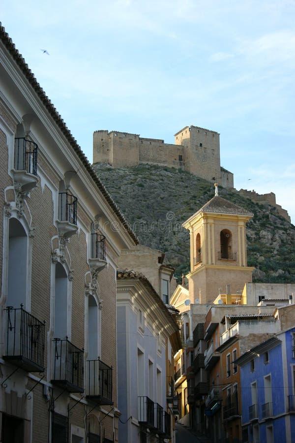 木拉城堡 免版税库存图片