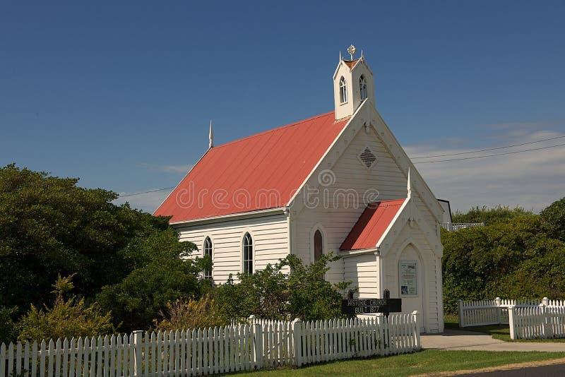 木教会, Lowhead,乔治城 库存照片