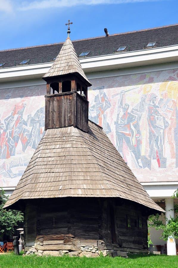 木教会 库存图片