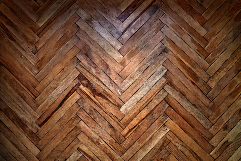 木木条地板 免版税库存照片
