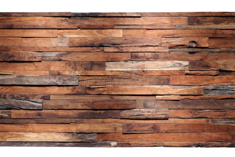 木材木墙壁纹理 库存图片