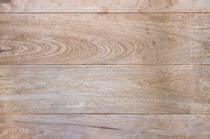 木材木棕色板条纹理背景 免版税库存照片