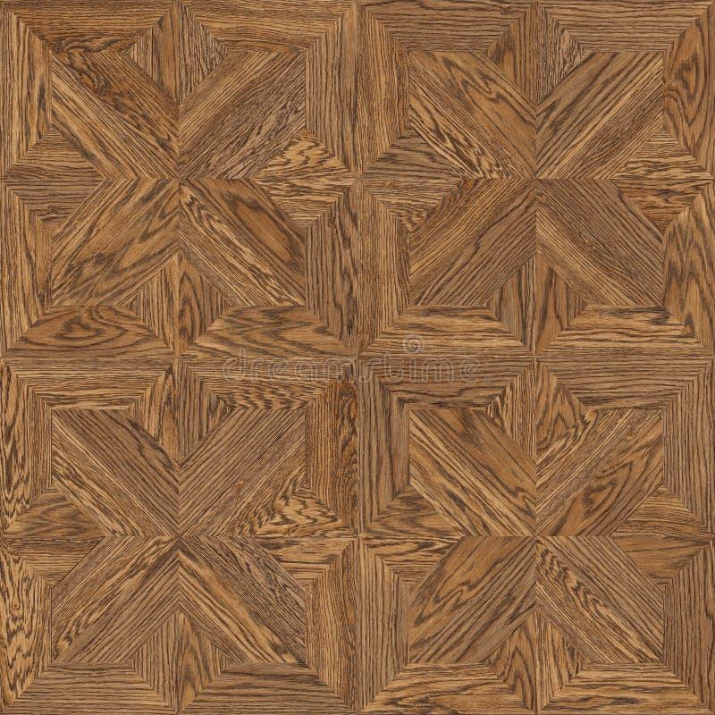 木条地板地板设计无缝的纹理 库存图片