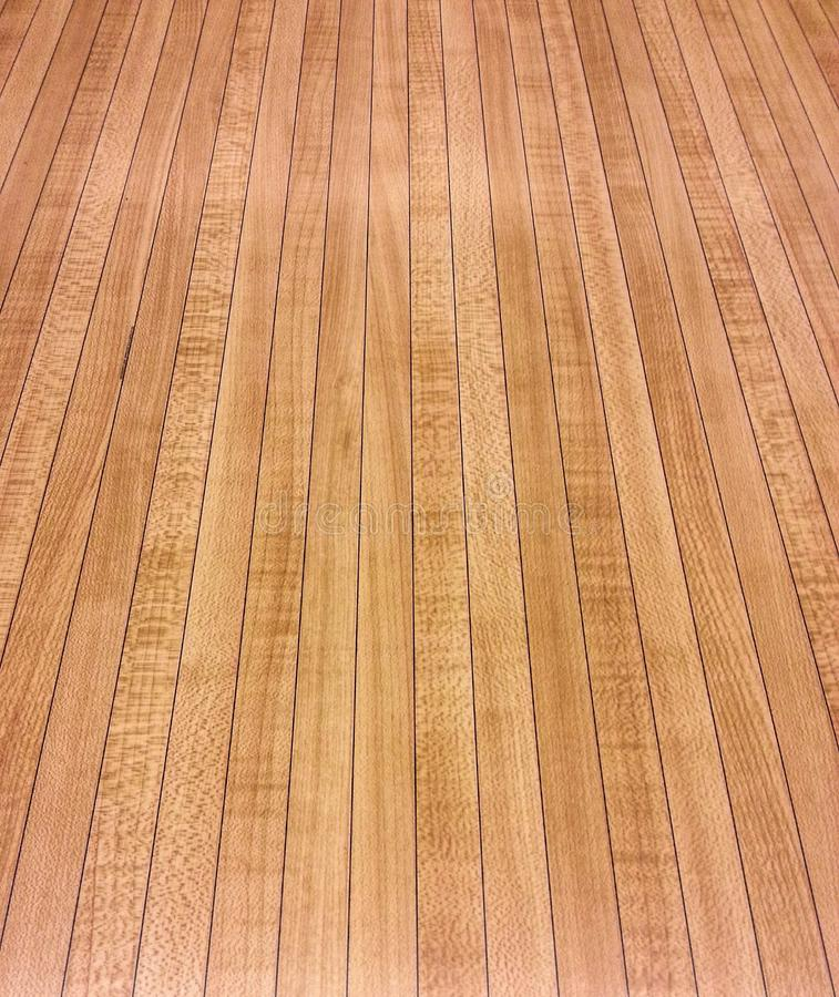 木条地板纹理 图库摄影
