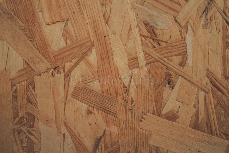 木板按了纹理片断  免版税库存图片