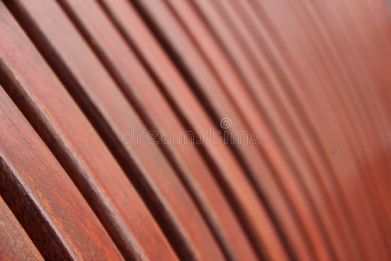 木板条关闭背景 免版税库存照片